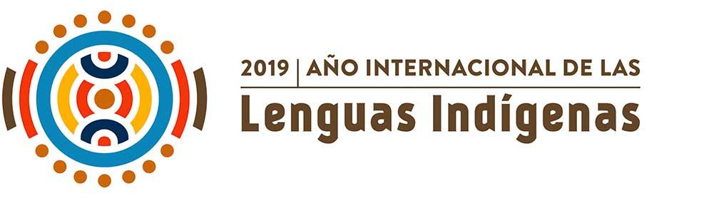 2019 Año Internacional de las Lenguas Indigeneas Logo_es